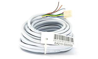 Кабеля и кабелепроходы для электромеханических замков