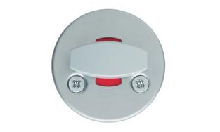 Поворотные кнопки для туалетов